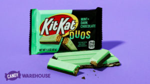 Hershey's Officially Announces Kit Kat Duos