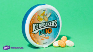 Hershey's Releases ICE BREAKERS Orange Mints