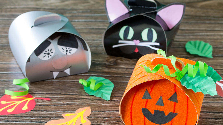 Fun Halloween Games and Crafts