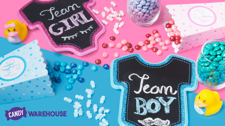 Top 9 Unique Gender Reveal Party Ideas