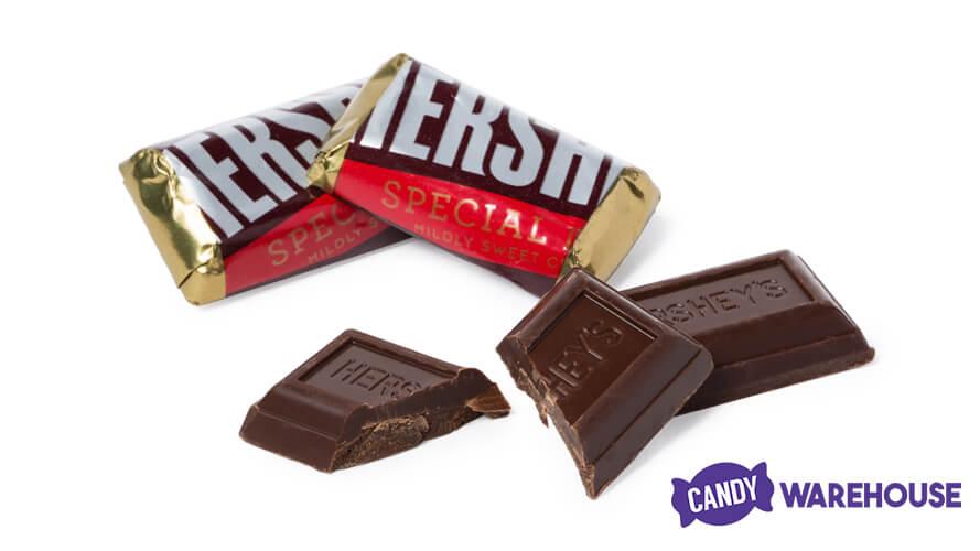 Taurus (April 20 - May 20) - Hershey's Special Dark Chocolate Bar