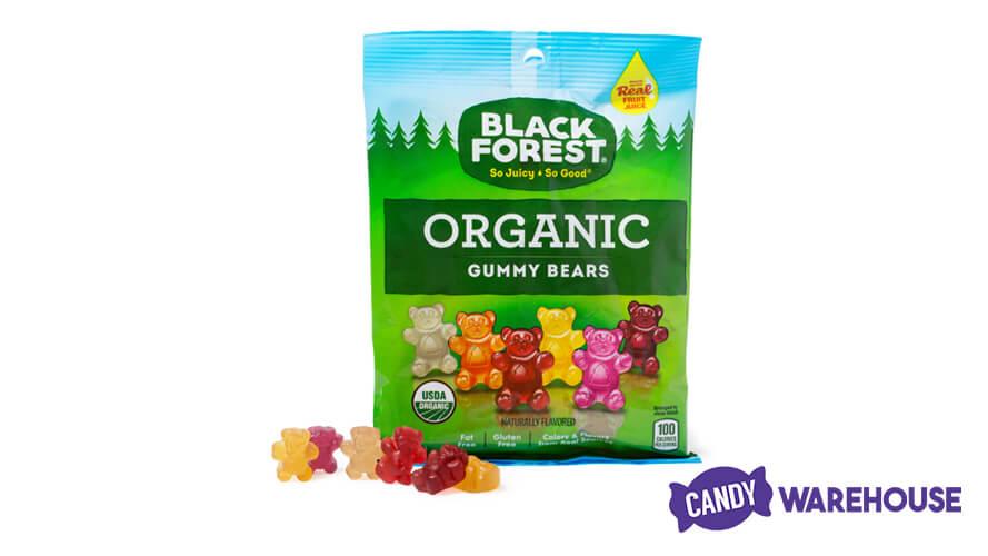 Virgo (August 23 – September 22) - Black Forest Organic Gummy Bears