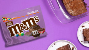 M&M's Newest Flavor Coming Soon! Get Ready for Brownie Fudge in 2020
